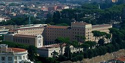 pontifical north college rome - photo#49