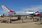 North American F-100D Super Sabre (54-2299) (27601794431).jpg