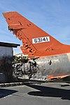 North American QF-100D Super Sabre '63141 - 291' (26507623780).jpg
