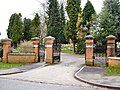 North Road Cemetery, Hertford - geograph.org.uk - 144175.jpg