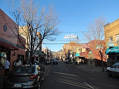 North San Francisco Street, Flagstaff AZ.jpg
