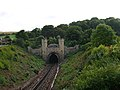 North portal, Clayton Tunnel - geograph.org.uk - 57262.jpg