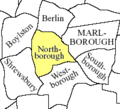 Northborough ma map.png