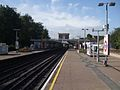 Northfields station platform 3 look west.JPG