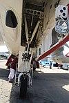 Nose gear and we, Douglas EKA-3B Skywarrior (6091579543).jpg