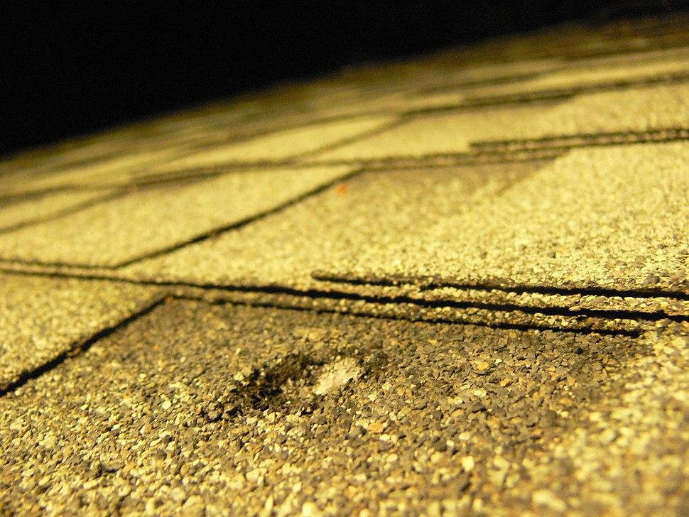 Novato Meteorite Impact Pit