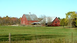 Montague, Ontario - Farm near Numogate