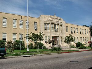 O'Connell College Preparatory School - Image: O'Connell Catholic High School, Galveston