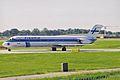 OH-LYX DC-9-51 Finnair MAN 16JUN00 (5595234224).jpg