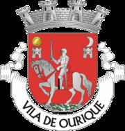 Wappen der Stadt Ourique