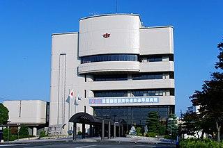 Obama, Fukui City in Chūbu, Japan