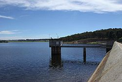 Oberon Dam 2013 March rfs.jpg