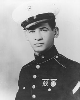 Eugene A. Obregon United States Marine Corps Medal of Honor recipient