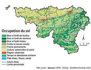 Carte Belgique Communautes Et Regions.Region Wallonne Wikipedia