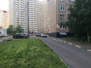 5-й Очаковский переулок — Википедия