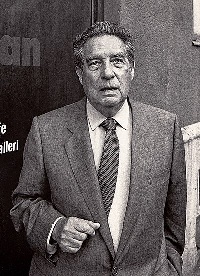 Picture of an author: Octavio Paz