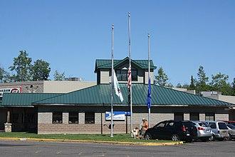 Odanah, Wisconsin - Image: Odanah Wisconsin Post Office