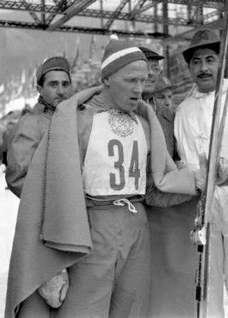 1931 in Iceland - Oddur Pétursson