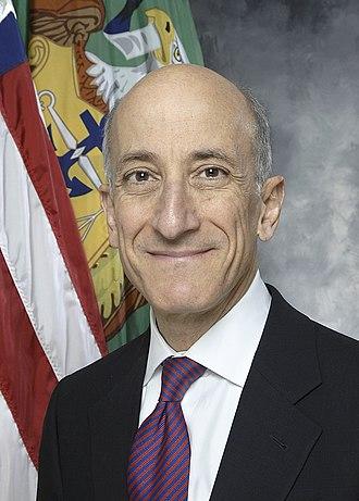 Assistant Secretary of the Treasury for Financial Stability - Timothy Massad, Assistant Secretary of the Treasury for Financial Stability since 2010.