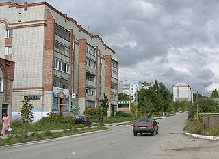 Oktyabrsk view near the police - panoramio.jpg