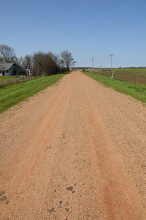 Arkansas Highway 2 - Old Arkansas 2, Mayton Segment