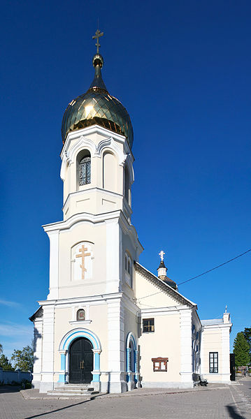 File:Old Believer's Chapel Naujininkai.jpg