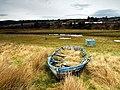 Old Boat at Bonar Bridge - geograph.org.uk - 1182770.jpg