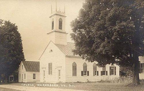 Wardsboro mailbbox