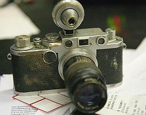 Leica II - Image: Old Leica