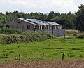 Old Military Building on the former Goxhill Airfield - geograph.org.uk - 923248.jpg