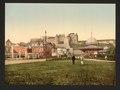 Old castle, Dieppe, France-LCCN2001697649.tif