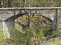 Old flue bridge at the Garden Station, Langley - geograph.org.uk - 1267949.jpg
