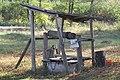 Old well in Zvejniekciems Veca aka Zvejniekciemā - panoramio.jpg