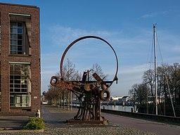 Hafenpromenade in Oldenburg