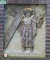 Olfen Monument Nr 03.02 Kreuzweg Station 2 Detail.jpg