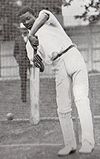 Charles Ollivierre West Indian cricketer