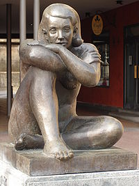 Olot Sculpture Placida.JPG