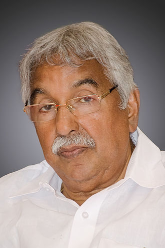 Oommen Chandy - Image: Oommen Chandy, Chief Minister of Kerala