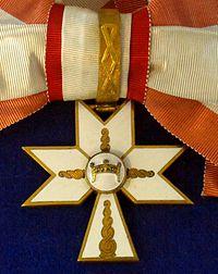 Order of the Crown of King Zvonimir grand cross badge (Croatia 1942-1945) - Tallinn Museum of Orders.jpg