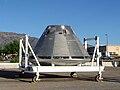 Orion Crew Module mockup White Sands Missile Range.jpg