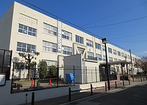 Osaka Prefectural Seijyo High School 20181125.jpg