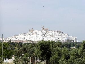 Ostuni - View of Ostuni