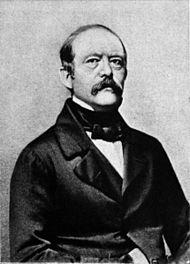 bismarck at 48 1863 - Otto Von Bismarck Lebenslauf