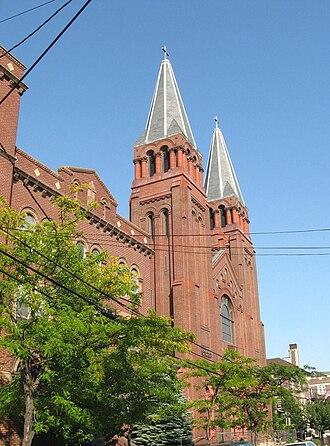 Roman Catholic Archdiocese of Newark - Our Lady of Mount Carmel, Bayonne
