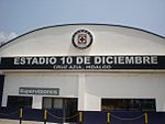 Outside view of Estadio 10 de Diciembre.jpg