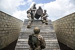 Overcoming Obstacles, Marines take on Leadership Reaction Course 150518-M-SV584-042.jpg