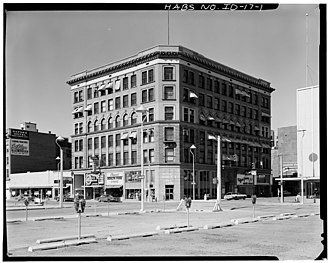 Eighth & Main - Eastman Building, circa 1970s