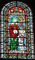 Périgueux Saint-Front vitrail au-dessus autel Vierge (1).JPG