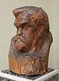 P.P. Konchalovskiy by Konenkov (1903-4, Tretyakov gallery) 01 by shakko.JPG