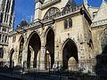 P1040503 Paris Ier Eglise Saint-Germain l'Auxerrois porche rwk.JPG